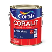CORALIT SECAGEM RAPIDA BRANCO 3,6LT