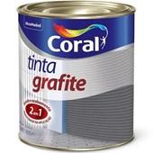 TINTA GRAFITE CINZA CLARO 900ML
